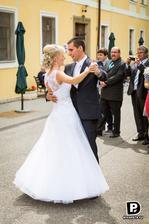 první tanec hned po obřadu