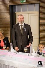 proslov tatínka nevěsty