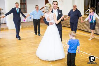 první tanec na hostině