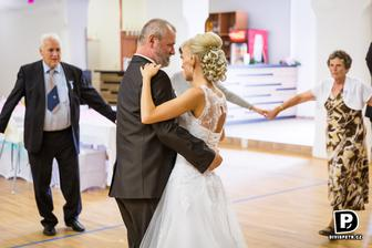 tanec s tatínkem