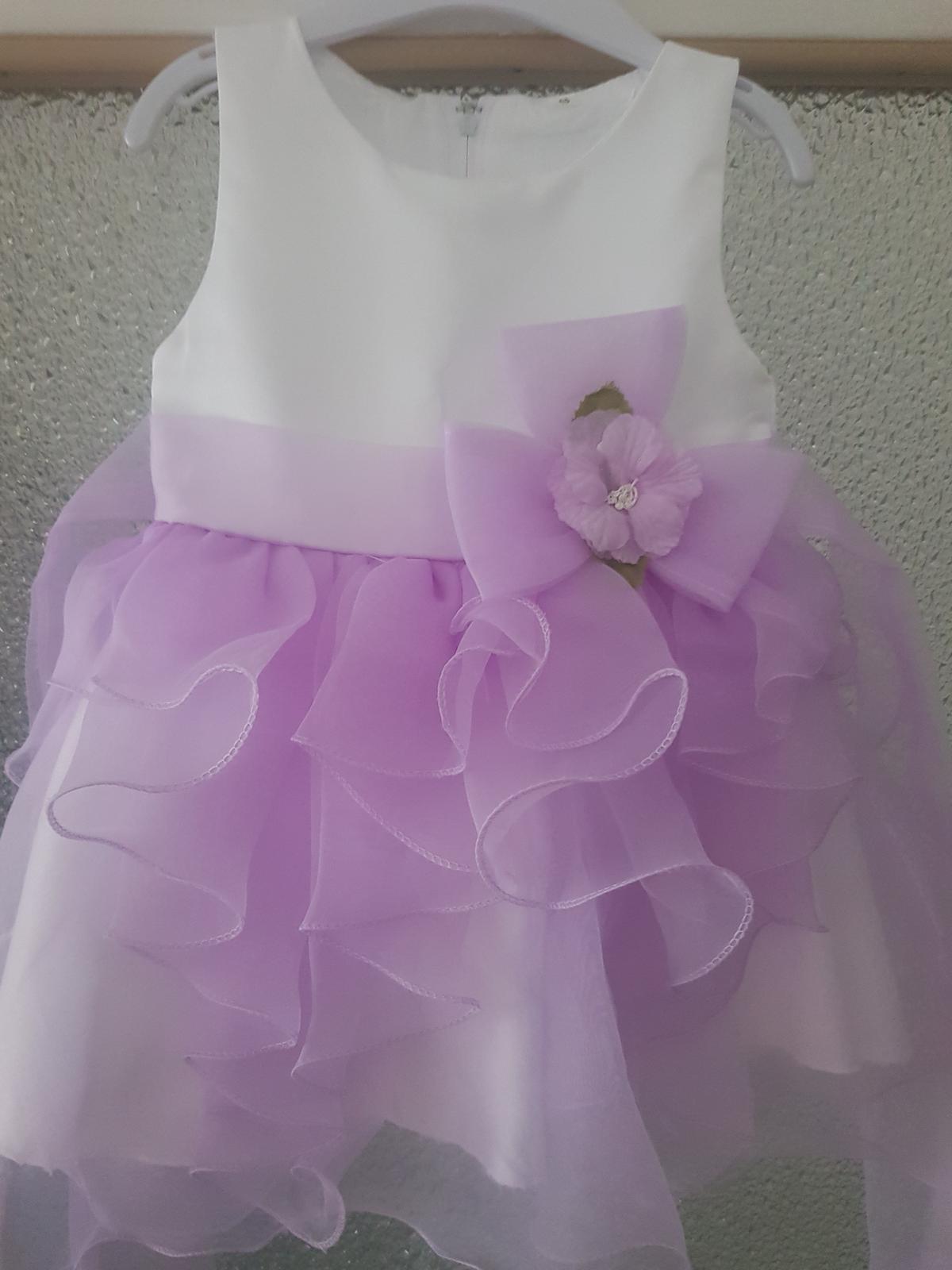 šaty na svadbu pre malu slecnu - Obrázok č. 1