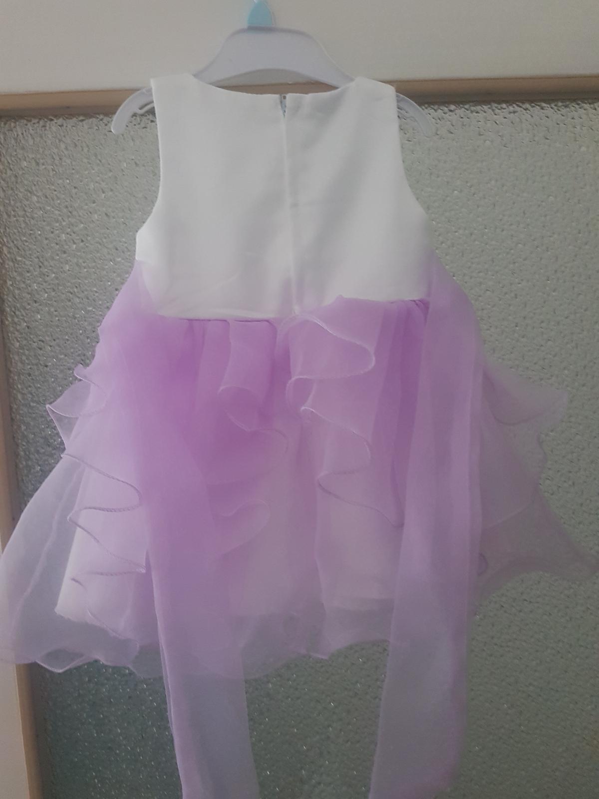 šaty na svadbu pre malu slecnu - Obrázok č. 2