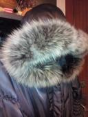 Elegantná zimná bunda, 38