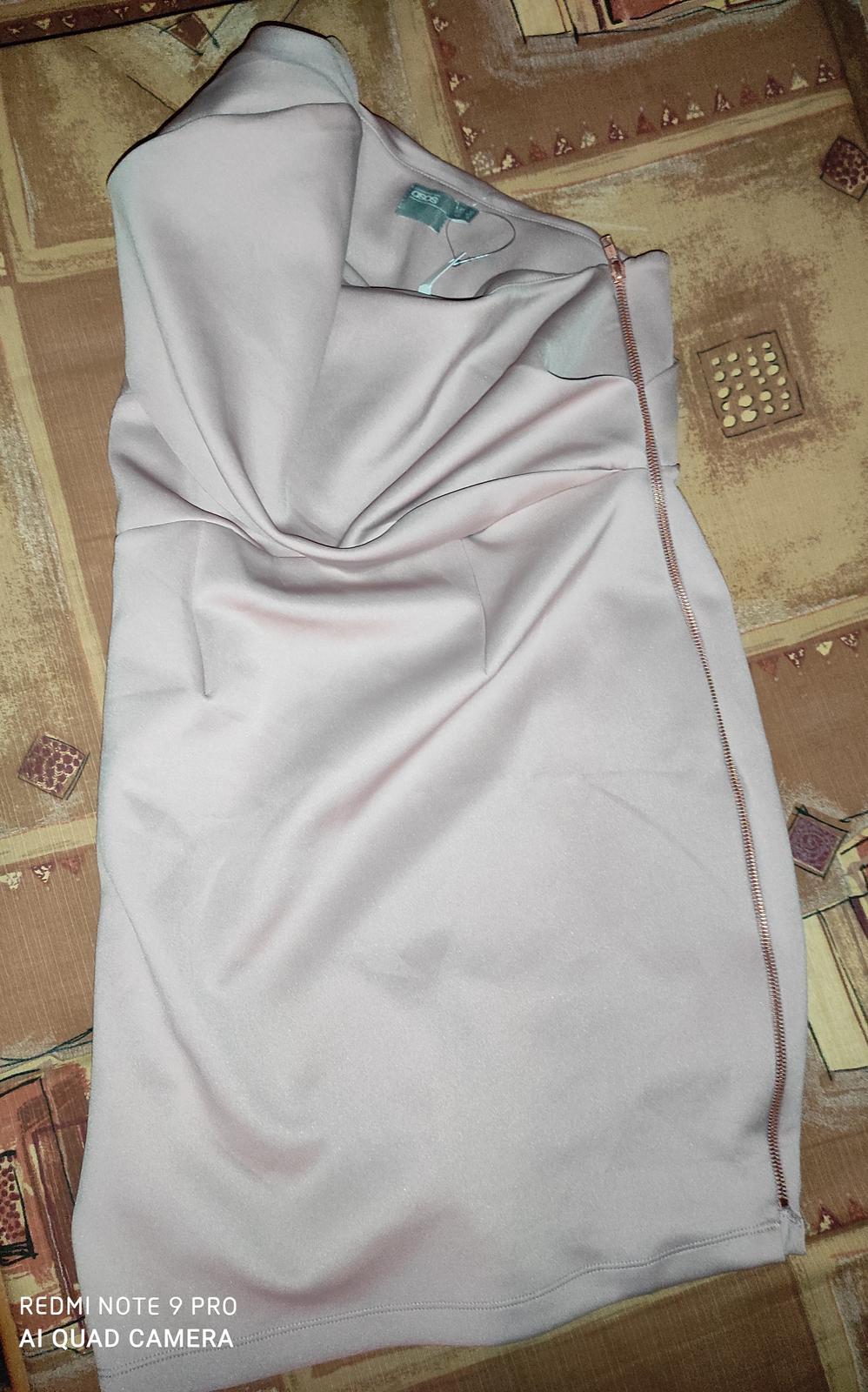 Růžové šaty - Obrázek č. 1