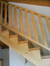 vysnené schody, som sa nevedela dočkať .....