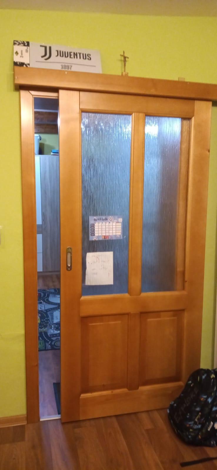 dvere v detskej izbe - Obrázok č. 1
