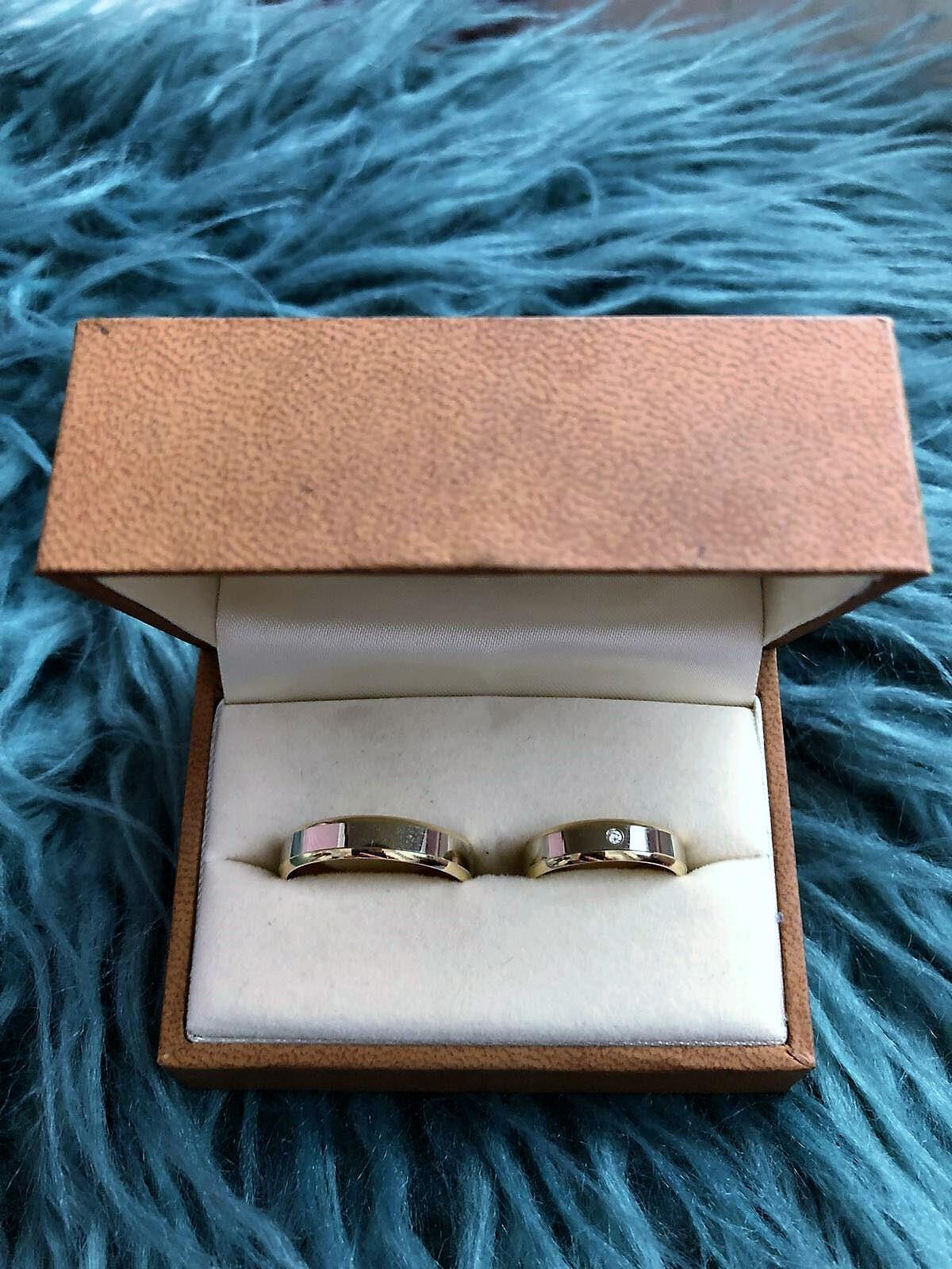 Pánský snubní prstýnek  - Obrázek č. 1