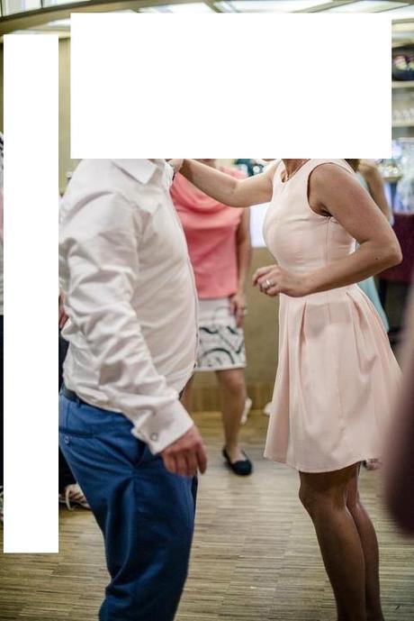 Lososové šaty vel.38 - Obrázek č. 2