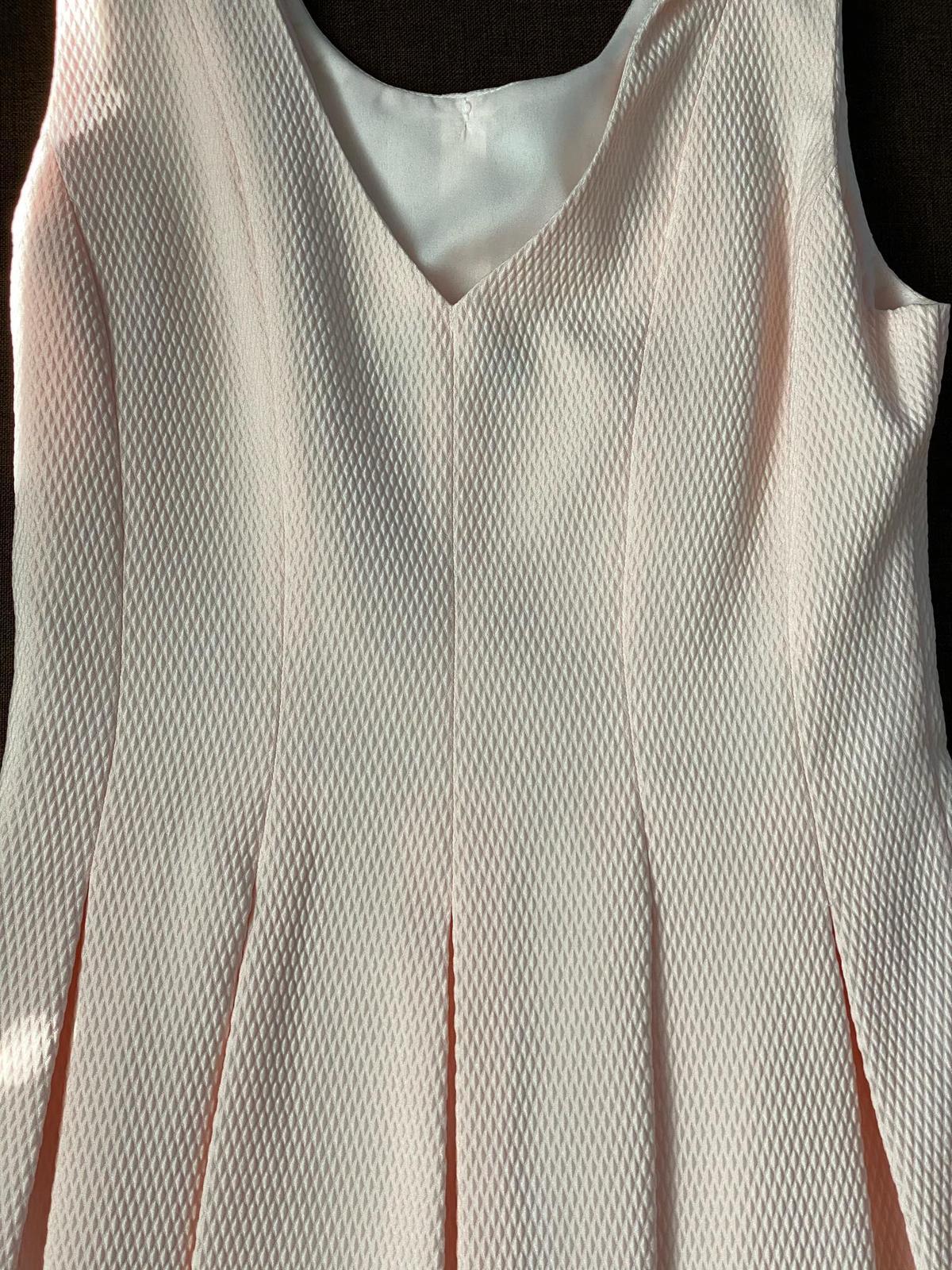 Lososové šaty vel.38 - Obrázek č. 4