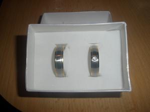 Prsteny už jsou doma a jsou perfektní:D