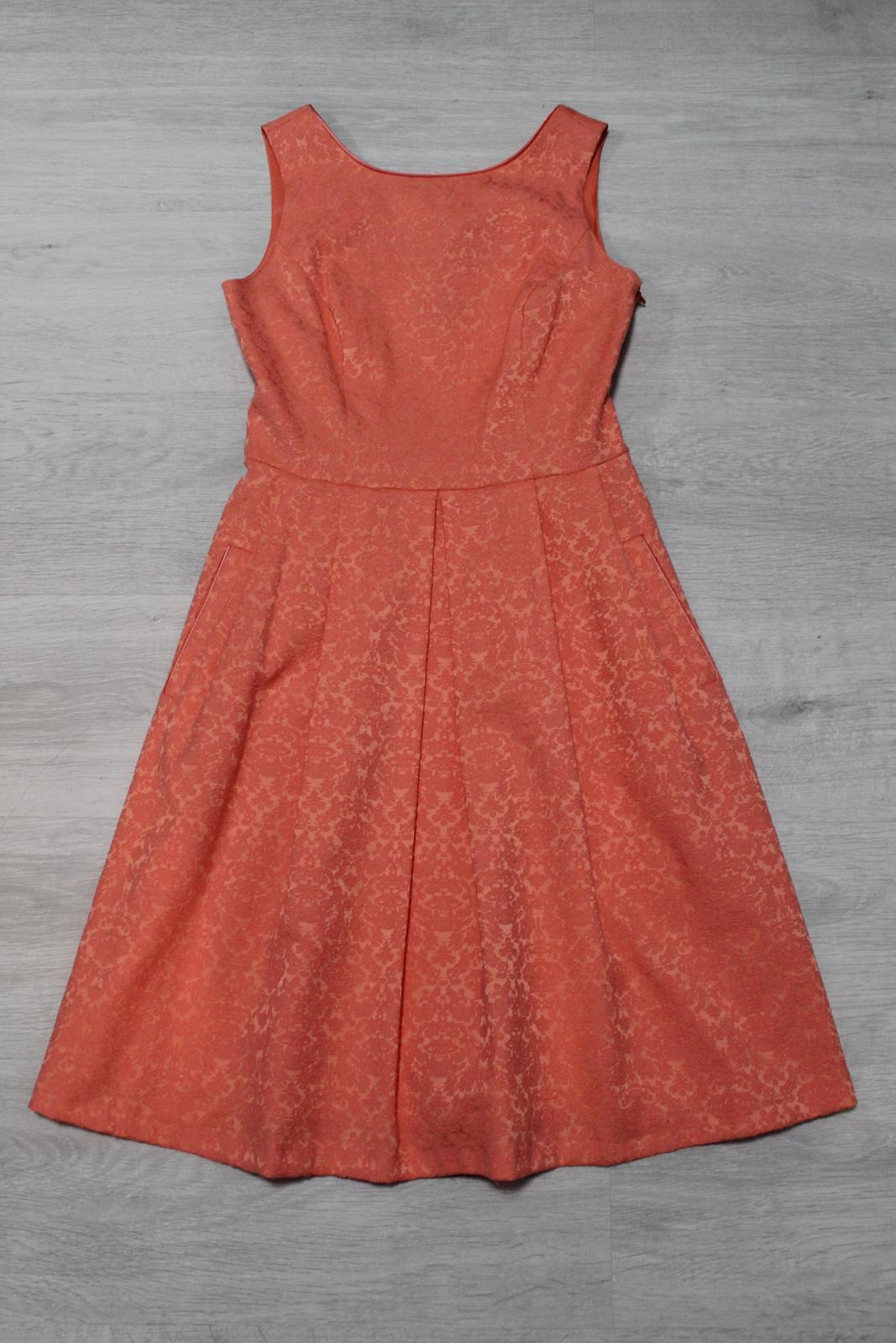Lososové šaty - Obrázok č. 2