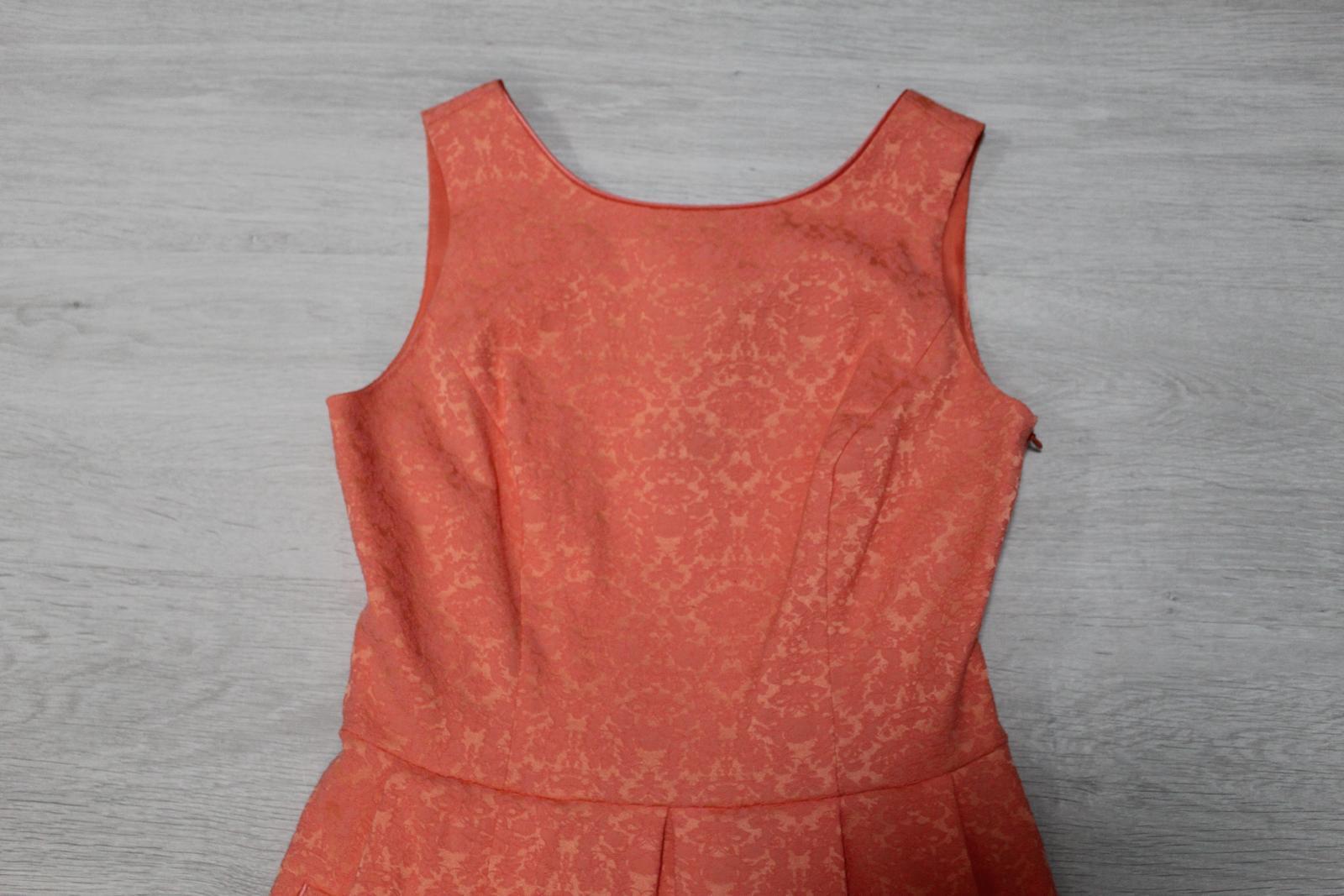 Lososové šaty - Obrázok č. 3