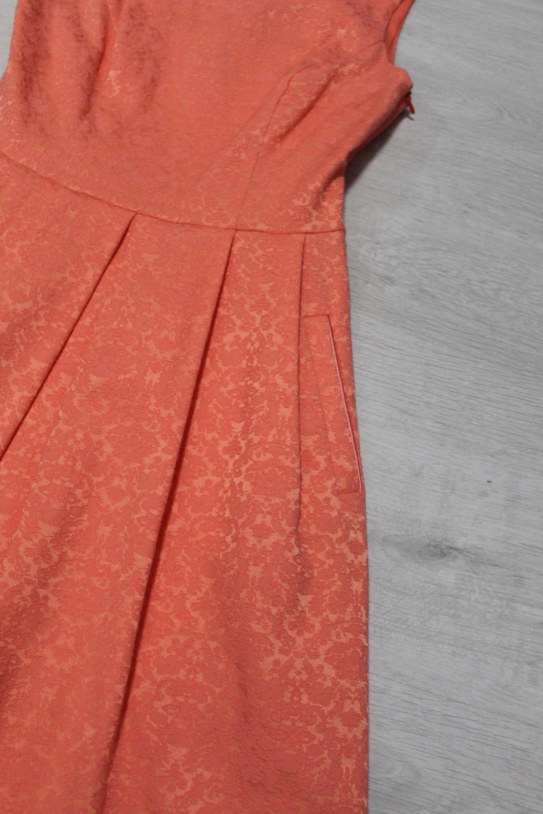 Lososové šaty - Obrázok č. 4