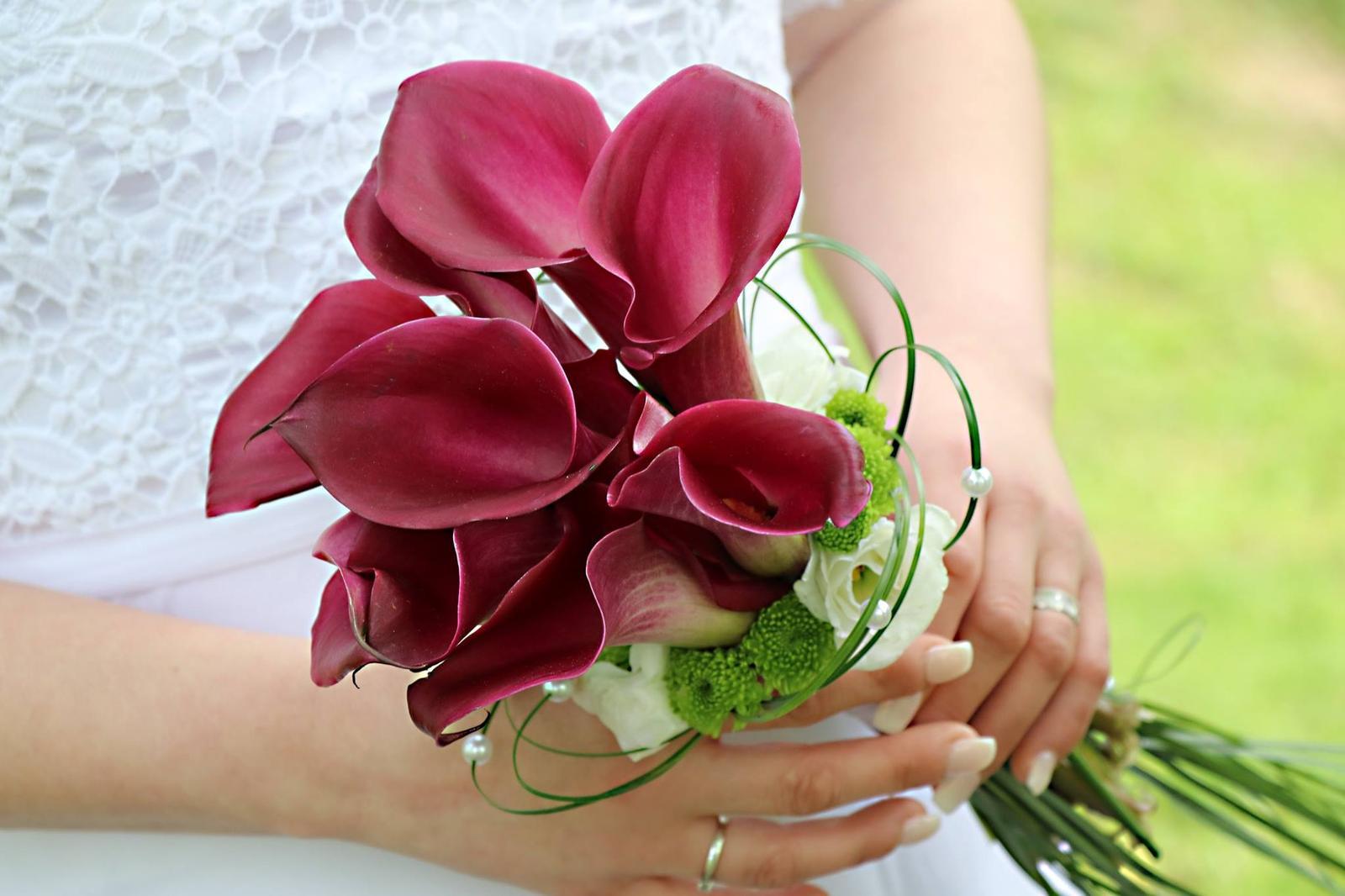 verixlenka - svatební- kaly