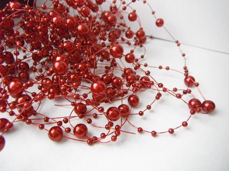 perličky na silonu- různé barvy - Obrázek č. 1