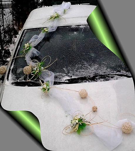 """výzdoba auta """"Čtyřlístková sada kuličková"""" - Obrázek č. 1"""
