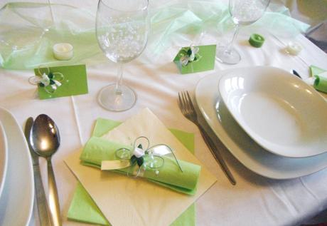 Sada k dekoraci svatebního stolu- čtyřlístková - Obrázek č. 1