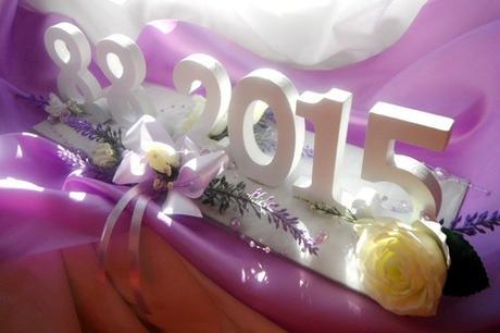 Datum svatby v lila - Obrázek č. 1