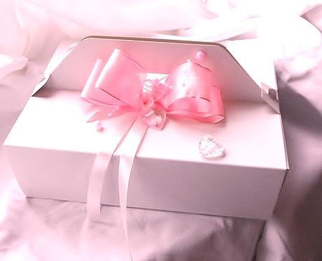 krabička na výslužku velká srdíčková - Obrázek č. 1