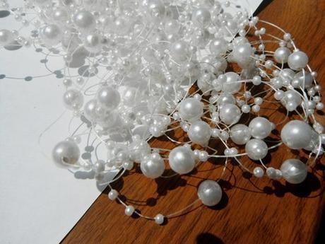 sada k dekoraci stolu- satén s orchidejí - Obrázek č. 4
