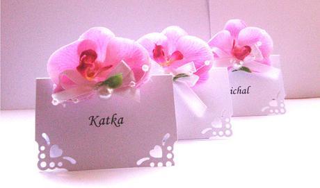"malá sada ""Růžová orchidej"" - Obrázek č. 1"