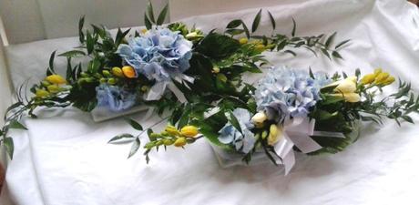 Svatební kytice převislá- tropické nebe - Obrázek č. 4