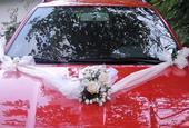 """Svatební auto - """"Bílé růže """","""