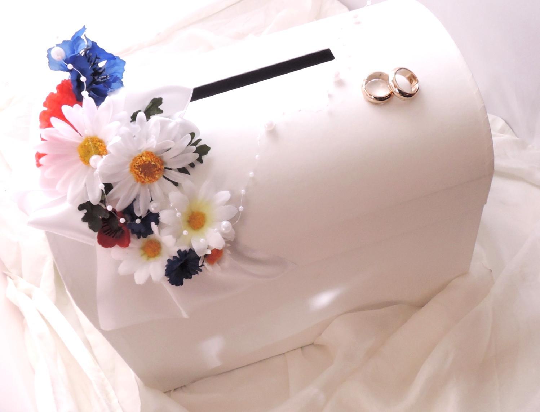 svatební pokladnička velká- luční - zapůjčení - Obrázek č. 2