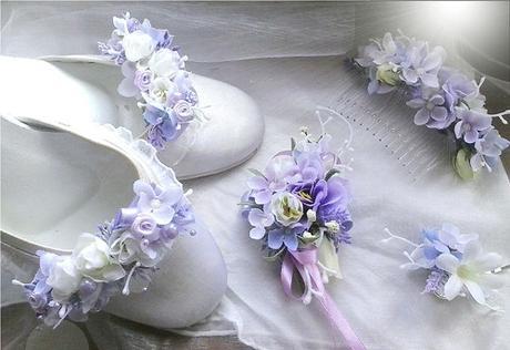 Klipy na boty- fialkové tóny - Obrázek č. 1