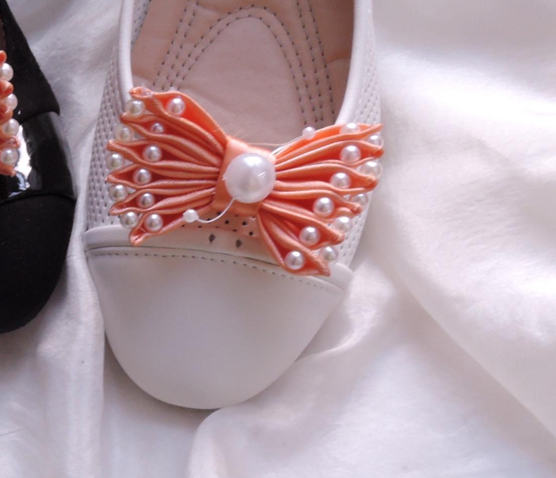 Klipy na boty- mašličkové 1 - Obrázek č. 1