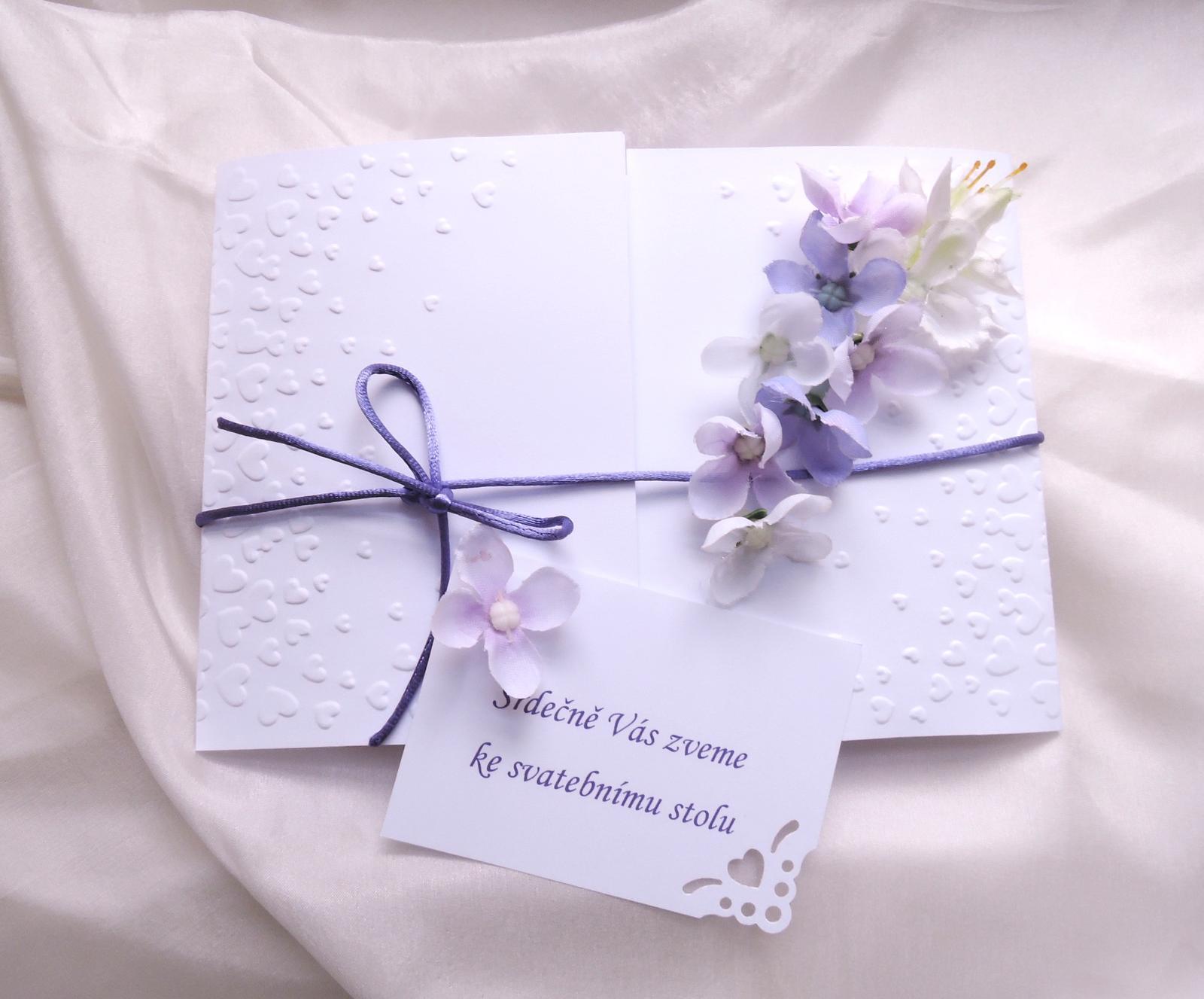 Květinová svatební sada - Obrázek č. 3