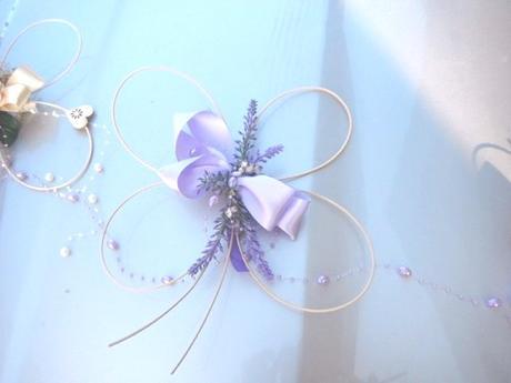Výzdoba auta-7 motýlů romantic levandule - Obrázek č. 3