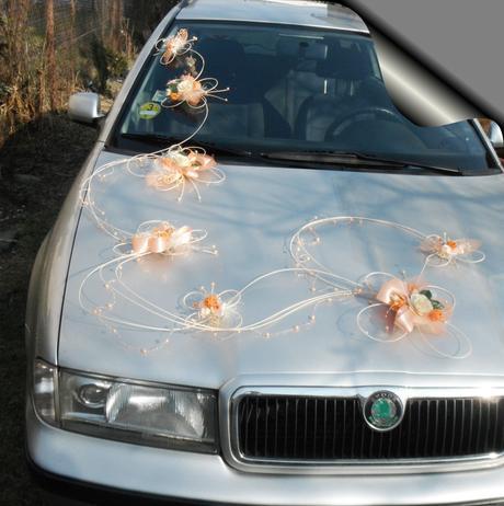 Výzdoba auta- 7 motýlů romantic - Obrázek č. 4