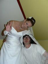 Marečka :-) falešná nevěsta