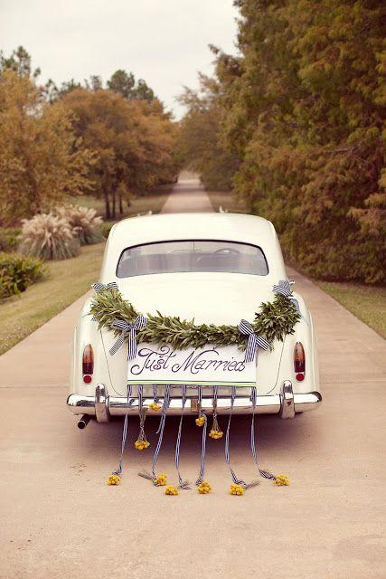 Wedding Car.... - Obrázok č. 1