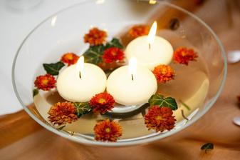 plávajúce sviečky2