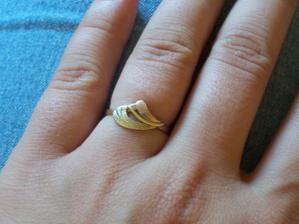 zásnubný prsten