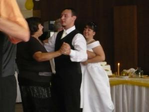 nie celkom prvý tanec :-)
