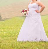 Svadobne šaty , 42