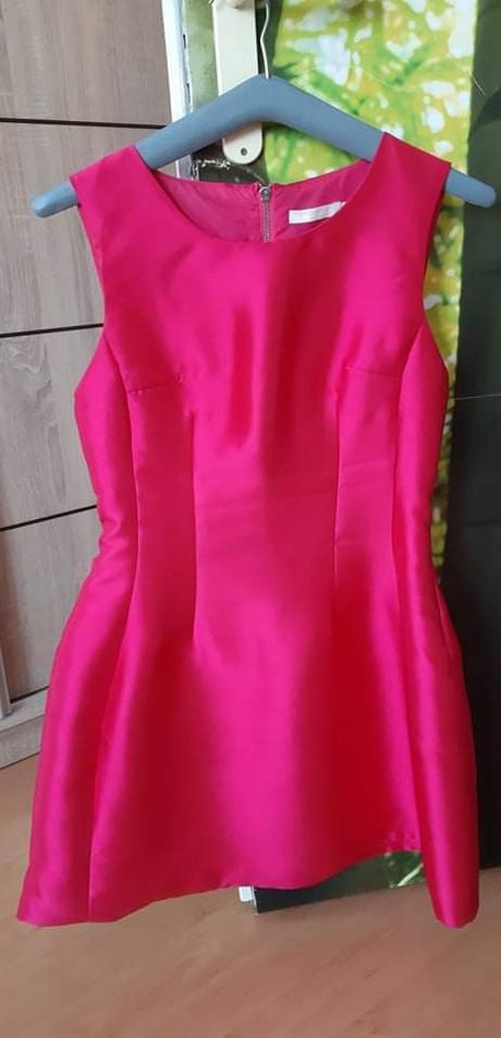 Krátke ružové šaty - Obrázok č. 4