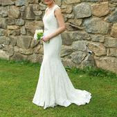 Monsoon Wedding Helen Dress vel. UK 8 (36-38), 36