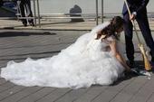 Princeznovske svadobne saty, maggie sottero, 40