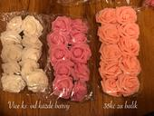 Dekorace růže,