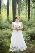 Krajkové svatební šaty , 42