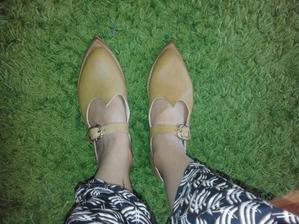 jupi, mam boty!