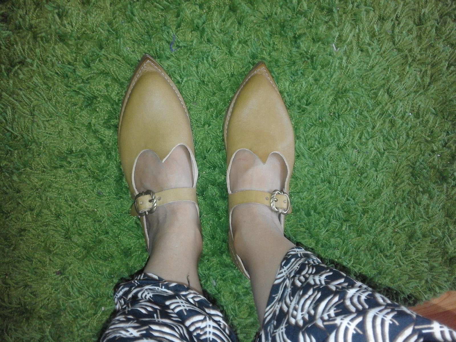 Co už máme a co je zařízené :) - jupi, mam boty!