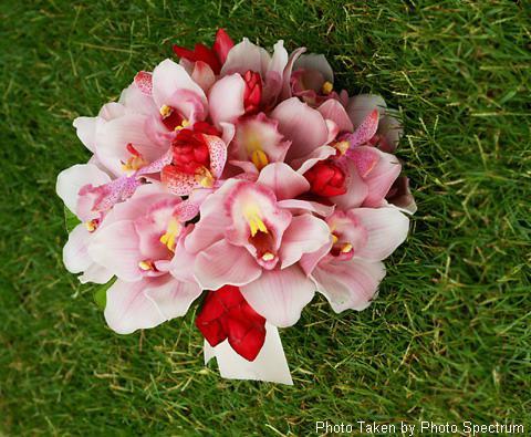 Kytice - orchideje - Obrázek č. 2