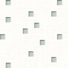 Paradyz Cydonia bílo-stříbrná mozaika