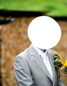 Pánský svatební oblek Koutný, 50
