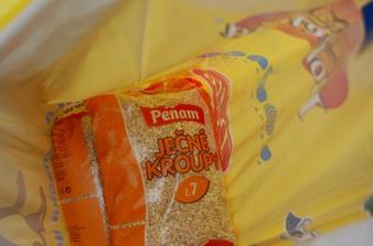 Místo rýže do pytlíčku kroupy! :-))